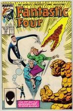 Fantastic Four #304 comic book near mint 9.4