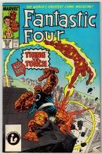 Fantastic Four #305 comic book near mint 9.4