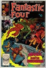 Fantastic Four #315 comic book near mint 9.4