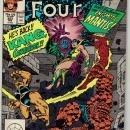 Fantastic Four #323 comic book near mint 9.4