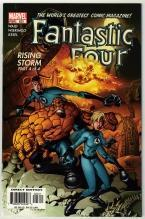Fantastic Four #523 comic book near mint 9.4