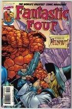 Fantastic Four #43 comic book mint 9.8