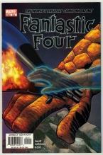 Fantastic Four #524 comic book near mint 9.4