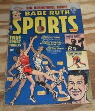 Babe Ruth Sports #11 comic book fair 1.5