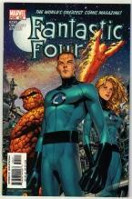 Fantastic Four #525 comic book near mint 9.4