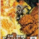 Fantastic Four #544 comic book near mint 9.4