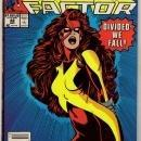 X-Factor #48 comic book near mint 9.4