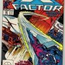 X-Factor #51 comic book near mint 9.4