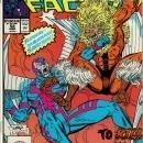 X-Factor #52 comic book near mint 9.4
