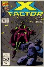 X-Factor #55 comic book near mint 9.4