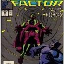 X-Factor #55 comic book near mint 9.4