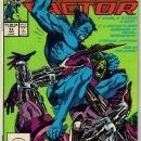 X-Factor #57 comic book near mint 9.4