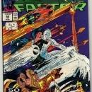 X-Factor #63 comic book near mint 9.4