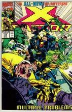 X-Factor #73 comic book near mint 9.4