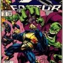 X-Factor #74 comic book near mint 9.4