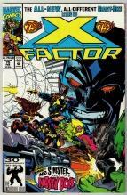 X-Factor #75 comic book near mint 9.4