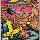 X-Factor #107 comic book near mint 9.4