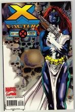 X-Factor #108 comic book near mint 9.4