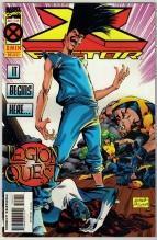 X-Factor #109 comic book near mint 9.4