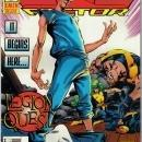 X-Factor #109 comic book near mint 9.4