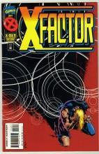 X-Factor #112 comic book near mint 9.4