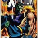 X-Factor #113 comic book near mint 9.4