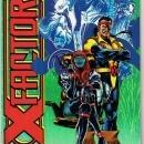 X-Factor #114 comic book near mint 9.4