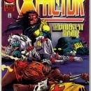 X-Factor #120 comic book near mint 9.4