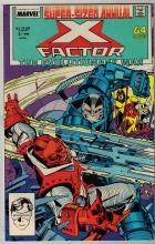 X-Factor Annual #3 comic book  mint 9.8