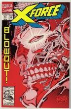 X-Force #13 comic book near mint 9.4