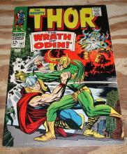 The Mighty Thor #147 comic book fine/very fine 7.0