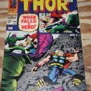 The Mighty Thor #149 comic book fine 6.0
