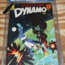 T.H.U.N.D.E.R. Agent Dynamo #3 vf- 7.5 CGC graded