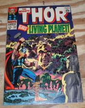 The Mighty Thor #133 comic book very fine 8.0