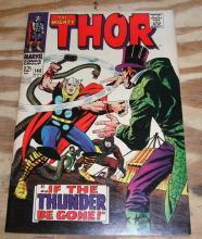 The Mighty Thor #146 comic book very fine 8.0