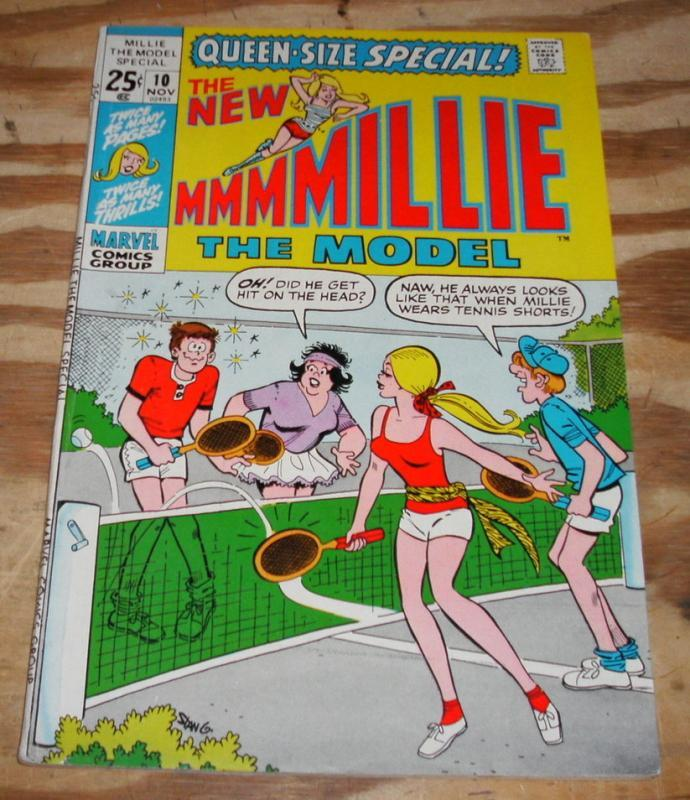 Millie the Model annual #10 comic book vf/nm 9.0