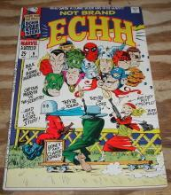 Not Brand Echh #9 comic book very good 4.0