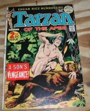 Tarzan of the Apes #208 comic book near mint 9.4