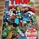 The Mighty Thor #177 comic book very fine 8.0