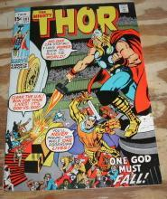 The Mighty Thor #181 comic book very fine 8.0