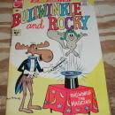 Bullwinkle and Rocky #6 comic book vf 8.0