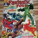 Fantastic Four Special #5 (annual) comic book very fine 8.0