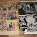 Lash Larue Thundering Trail #11 comic fa 1.5