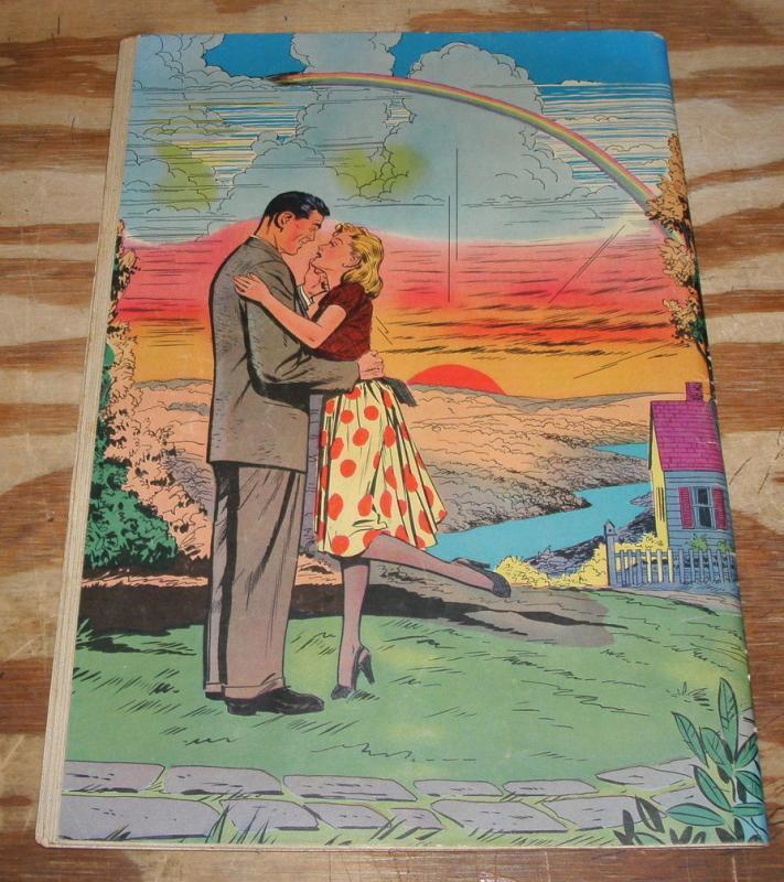 Romantic Marriage #7 comic book  vg 4.0
