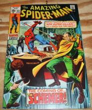 Amazing Spider-man #83 comic book fine 6.0