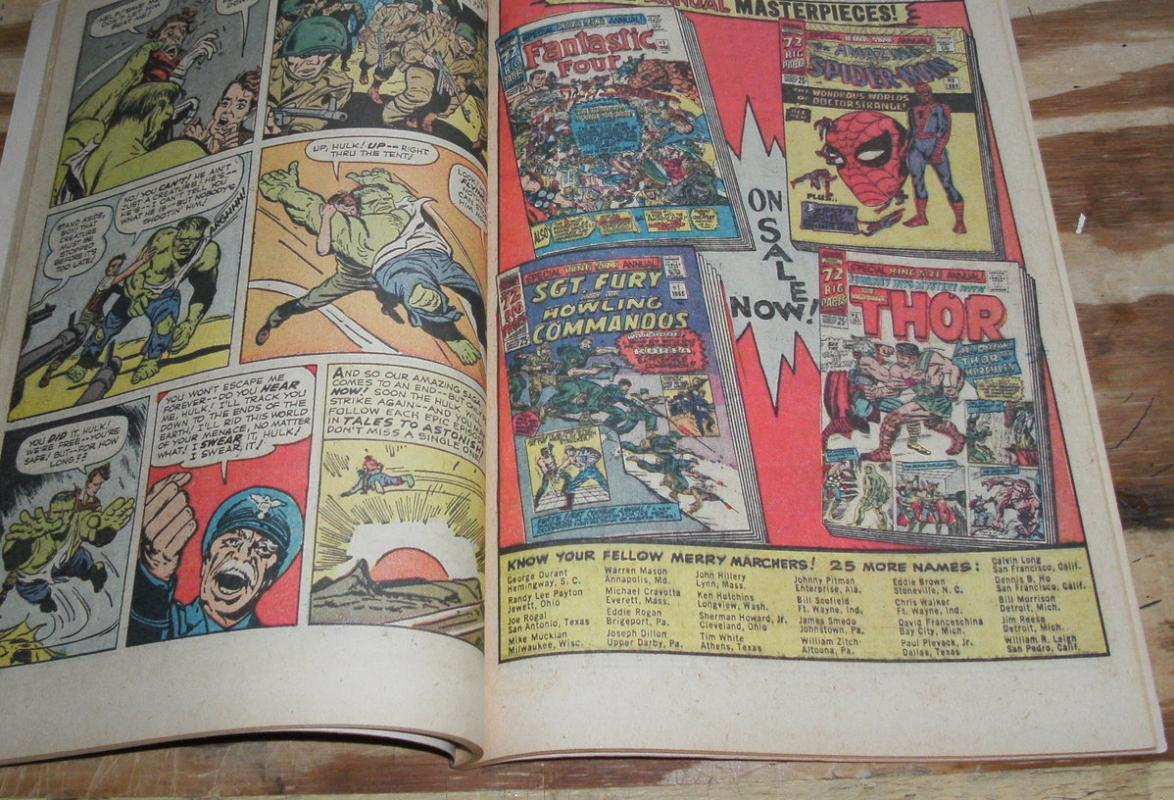 Marvel Tales #2  comic vf 8.0