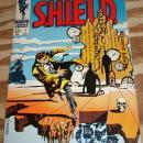 Nick Fury, Agent of SHIELD  #7 comic vf 8.0