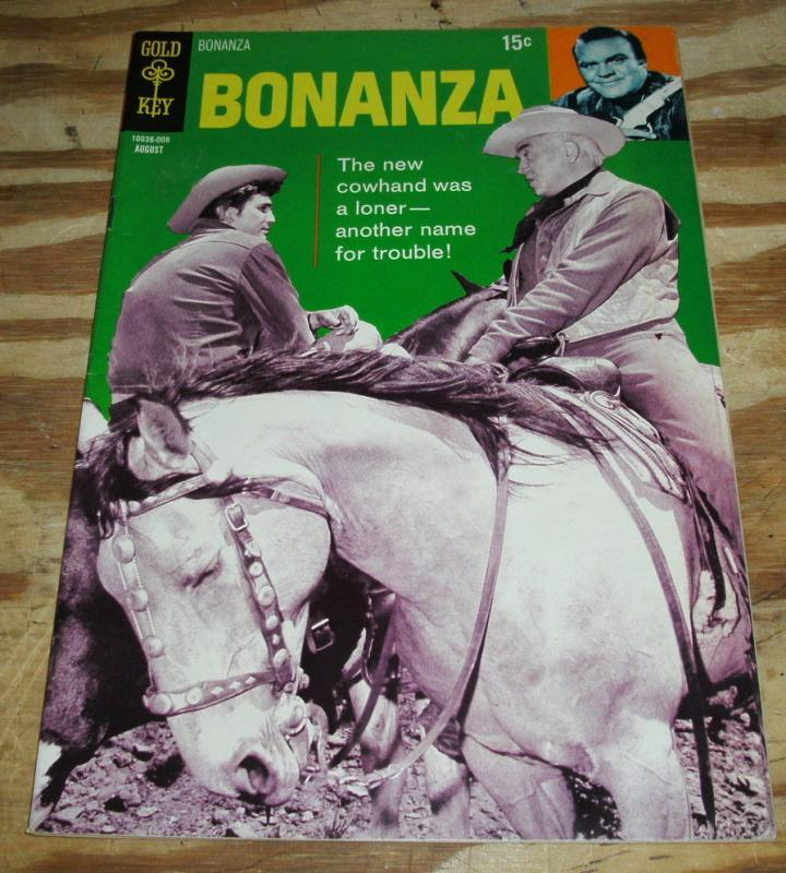 very fine Bonanza Comic #37