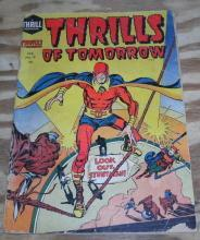 Thrills of Tomorrow #19 comic book very good 4.0.0