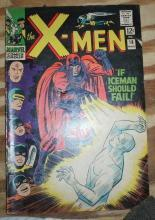 Uncanny X-men #18 comic book g/vg 3.0